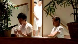 金伯昊同學受浸歸入基督