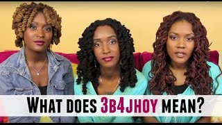 What does 3B4JHOY mean?