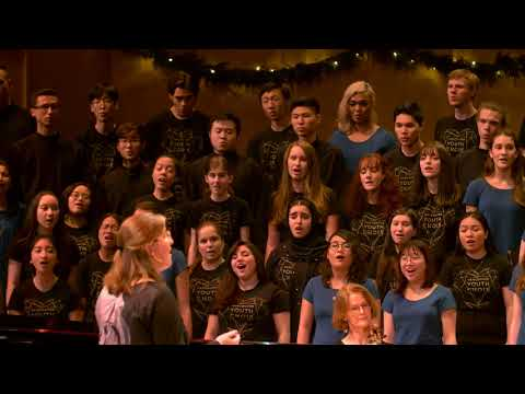 """Winter Winds"", by Marcus Mumford, arranged by Jennifer McMillan — ft. The Salteens"