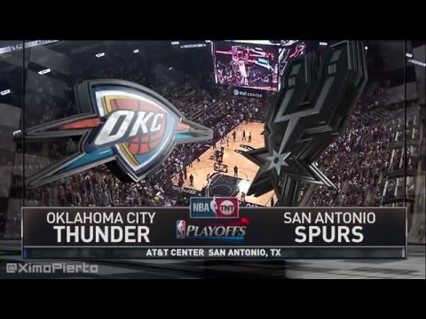 15-16 NBA PLAYOFF TNT intro collection