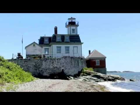 Rose Island Lighthouse - July 5, 2014