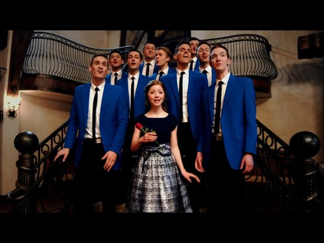 Beauty and the Beast A Cappella Medley  | BYU Vocal Point featuring Lexi Walker - 4K