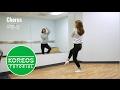 koreos red velvet 레드벨벳 rookie 루키 dance tutorial