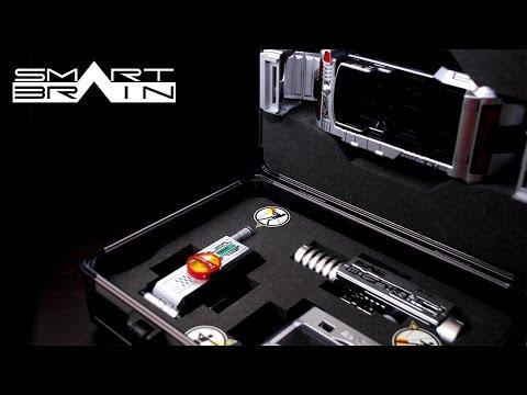 CSM Faiz Gear and Gear Box Showcase CSMファイズギア ファイズギアボックス 劇中同型ケース 紹介
