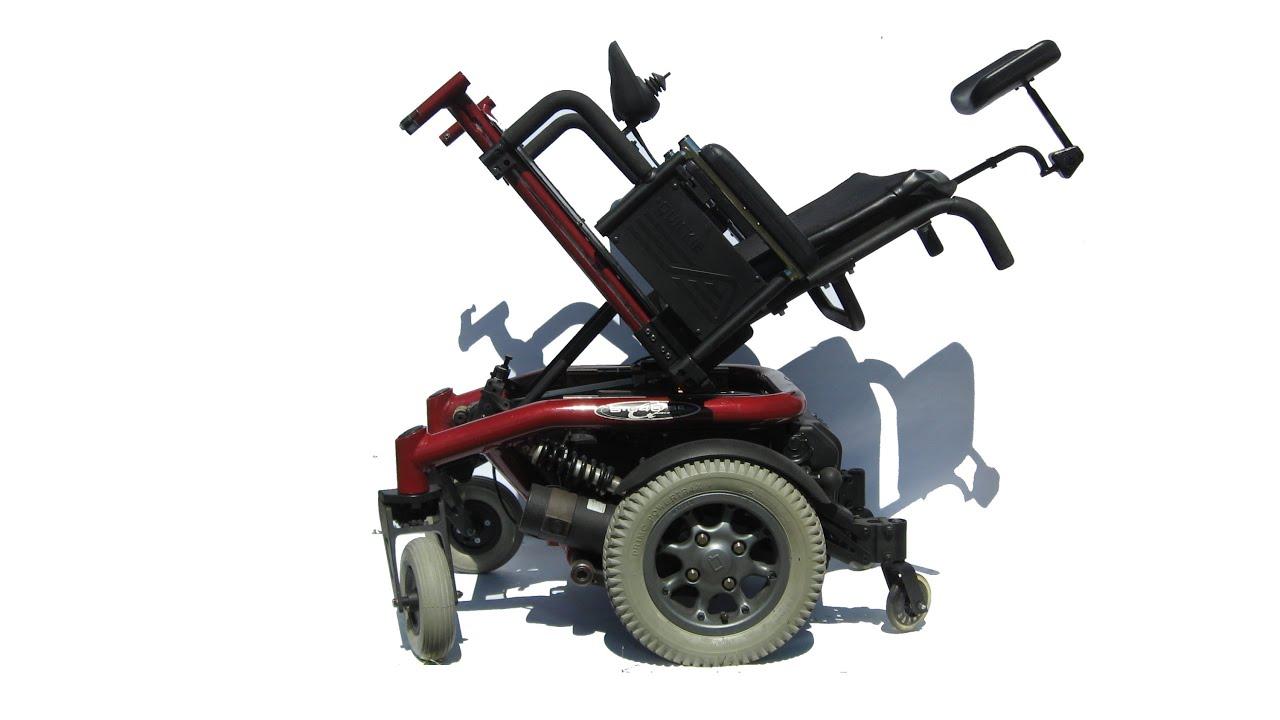 silla de ruedas electrica quickie