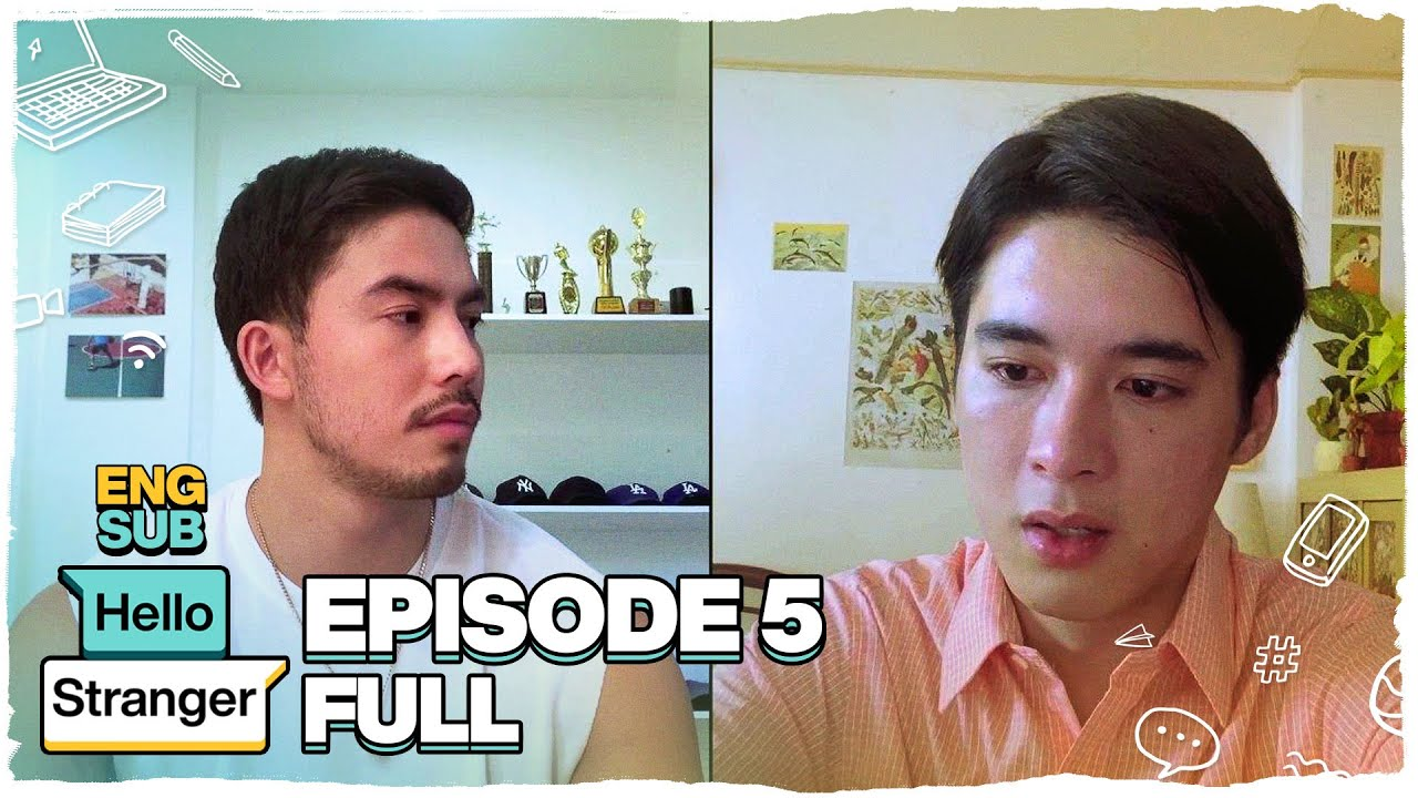 Download Hello Stranger FULL Episode 5   Tony Labrusca, JC Alcantara & Vivoree   Hello Stranger Series
