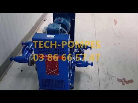 TECH-POMPES présente un groupe double AF TM MOUVEX