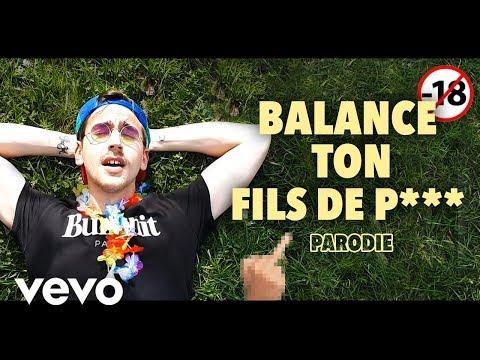 BALANCE TON FILS DE P*** [Version Non Censurée - Angèle]
