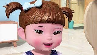 Kongsuni and Friends   Funny Little Sister   Kids Cartoon   Toy Play   Kids Movies   Kids Videos