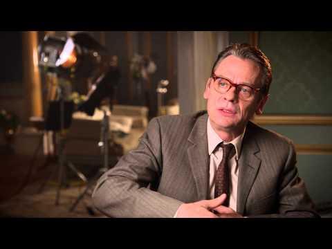 Operación U.N.C.L.E. - Entrevista a Sylvester Groth - HD