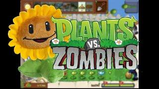 Plants vs  Zombies un pequeño comienzo