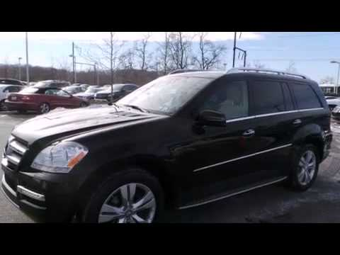 Certified 2012 Mercedes Benz GL450 Fort Washington PA