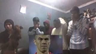 Chile vs Argentina - Final Copa America 2016 - Reaccion de hinchas Argentinos