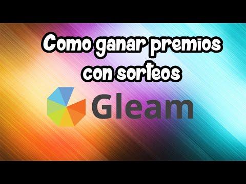 Como Ganar Premios Gratis/Gleam.io/Tutorial
