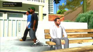 GTA 5 First Mission in GTA San Andreas