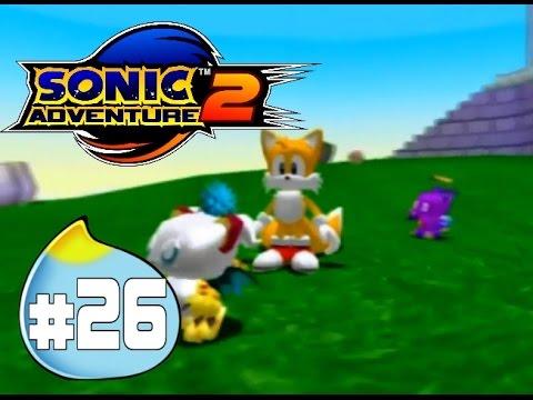 Sonic Adventure 2 Battle Chao Garden Part 26 Youtube