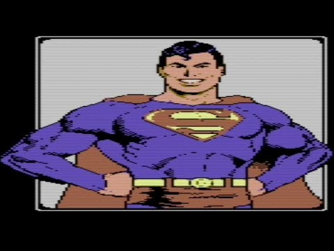 Superman Season 1 (Superman 1979 ATARI 2600)