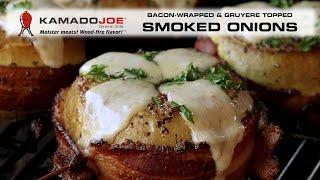 Kamado Joe Smoked Onions