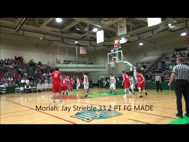 Game Highlights Boys' Varsity: Moriah vs Argyle