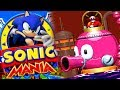 ONLY ONE CAN SAVE THE WORLD Sonic Mania Oil Ocean 7 mp3
