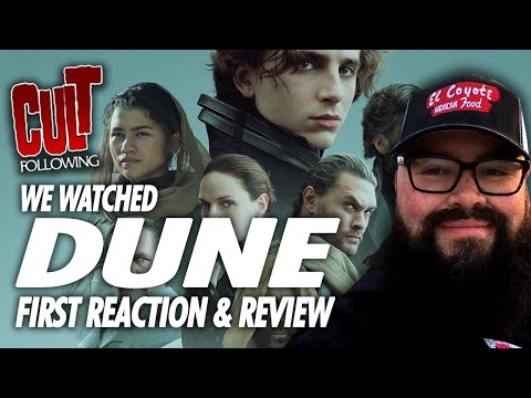 Dune (2021) First Reactions & Movie Review | Venice Biennale 2021 Film Festival Premiere