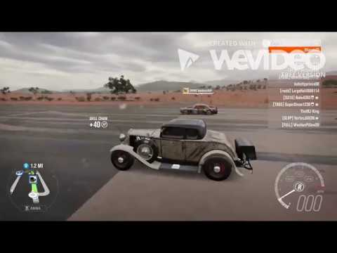 Trolling Somebody With Sleepers in Fh3