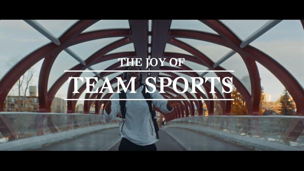 Sport Chek   The Joy of Team Sports