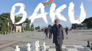 Баку/Бриллиантовая рука/кухня Баку/рынок/Формула-1