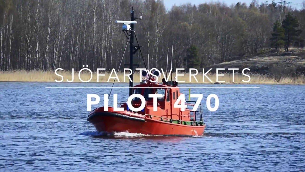 Shipsforsale sweden pilot 470 small icebreaking pilot boat for Ice scratcher boat motor for sale