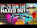 MAXED ULTIMATE DP-28 GUN LAB! PAINKILLER SET CRATE OPENING