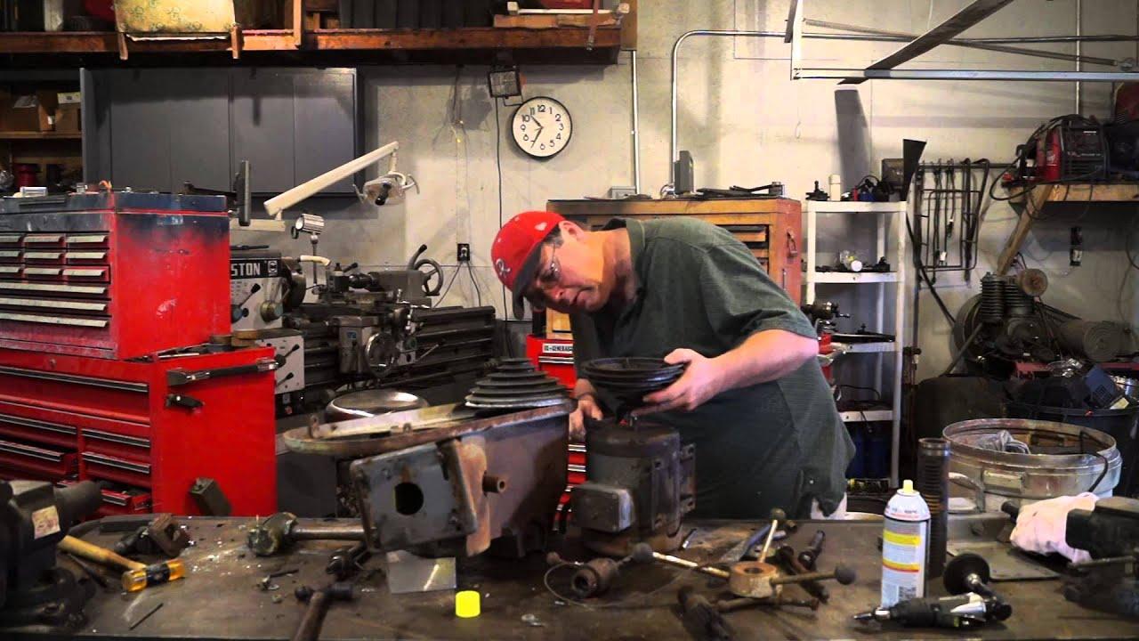 Rockwell Model 15 091 Drill Press