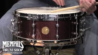 Gretsch New Cl Ic Maple Snare Drum