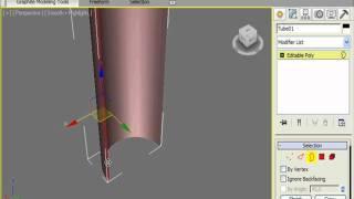 Плафон для настенного светильника в 3DS Max (7/32)