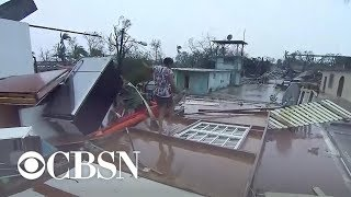 David Begnaud reflects on covering Hurricane Maria, one year later