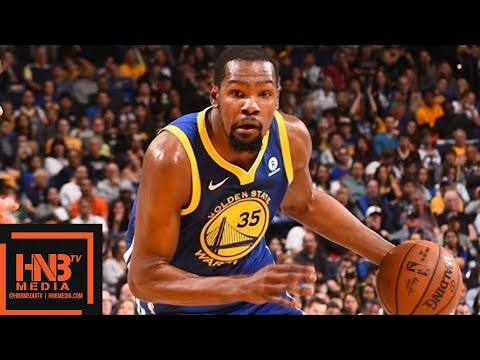 Golden State Warriors vs Phoenix Suns Full Game Highlights / April 1 / 2017-18 NBA Season
