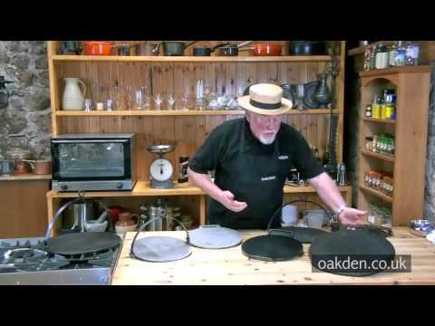 Oakden Bakestones & Griddles An Introduction