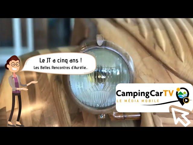 Tourisme en camping-car - Sennevières