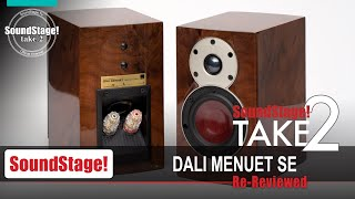 Can Small Speakers Sound Better? DALI Menuet SE Loudspeaker Review (Take 2, Ep:17)