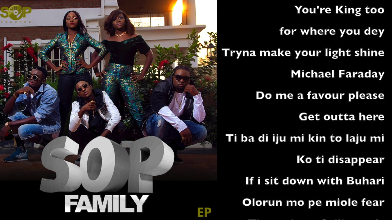 Download SOP FAMILY - INDUSTREET THEME SONG (LYRIC VIDEO)