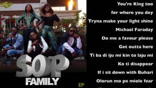 SOP FAMILY - INDUSTREET THEME SONG (LYRIC VIDEO)