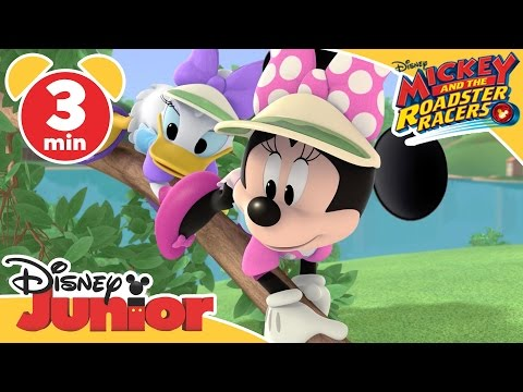 Mickey and the Roadster Racers   Sittin' Kitty   Disney Junior UK