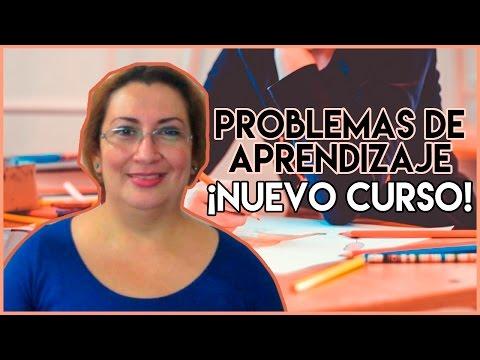 CURSO PROBLEMAS DE APRENDIZAJE