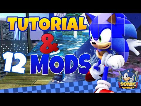 Sonic Generations: Tutorial Mods & 12 Mods(PT-BR)