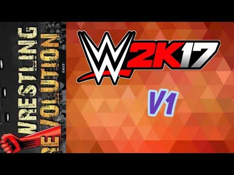 WR2D WWE 2K17 MOD V1 by WR3D MODS - Umut Moxley