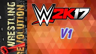 Wr2d wwe 2k18 mod v1 by team sy video