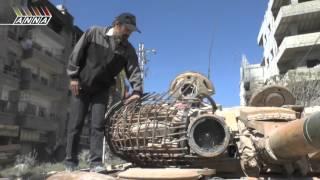Сирия,какие там танки.