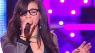 Le Mistral Gagnant-Camélia-Jordana- La Nouvelle star