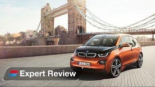 BMW i3 car review