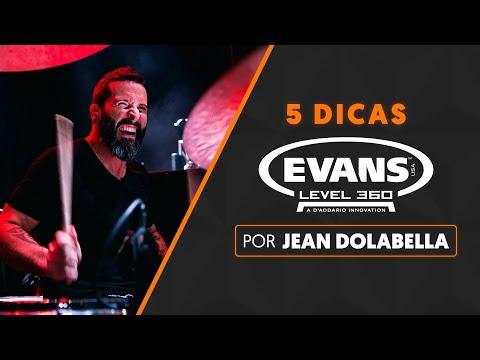 5 DICAS por JEAN DOLABELLA | Evans