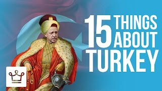 Gambar cover 15 Things You Didn't Know About Turkey